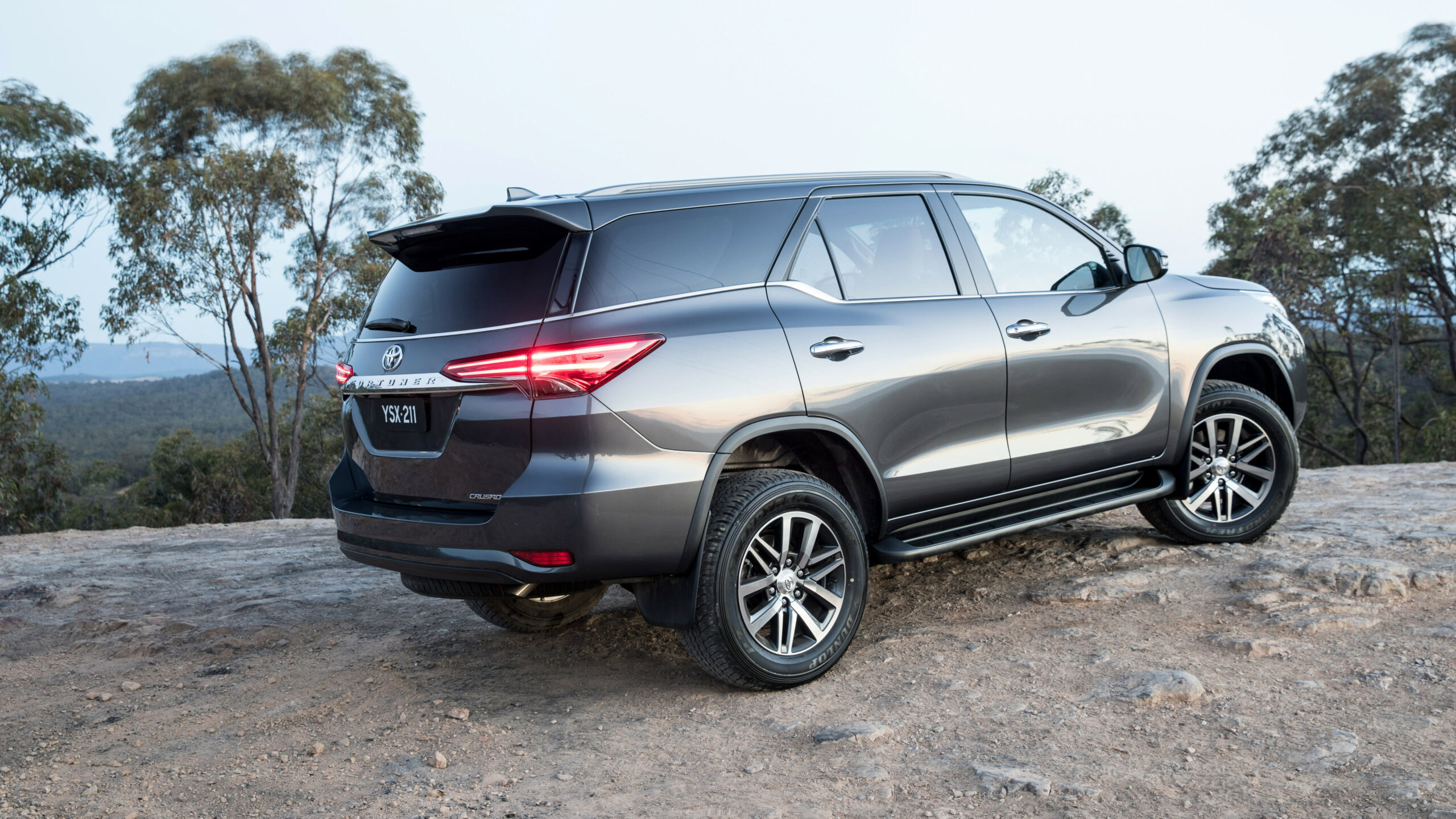 11 Toyota Fortuner: AEB now standard | CarAdvice