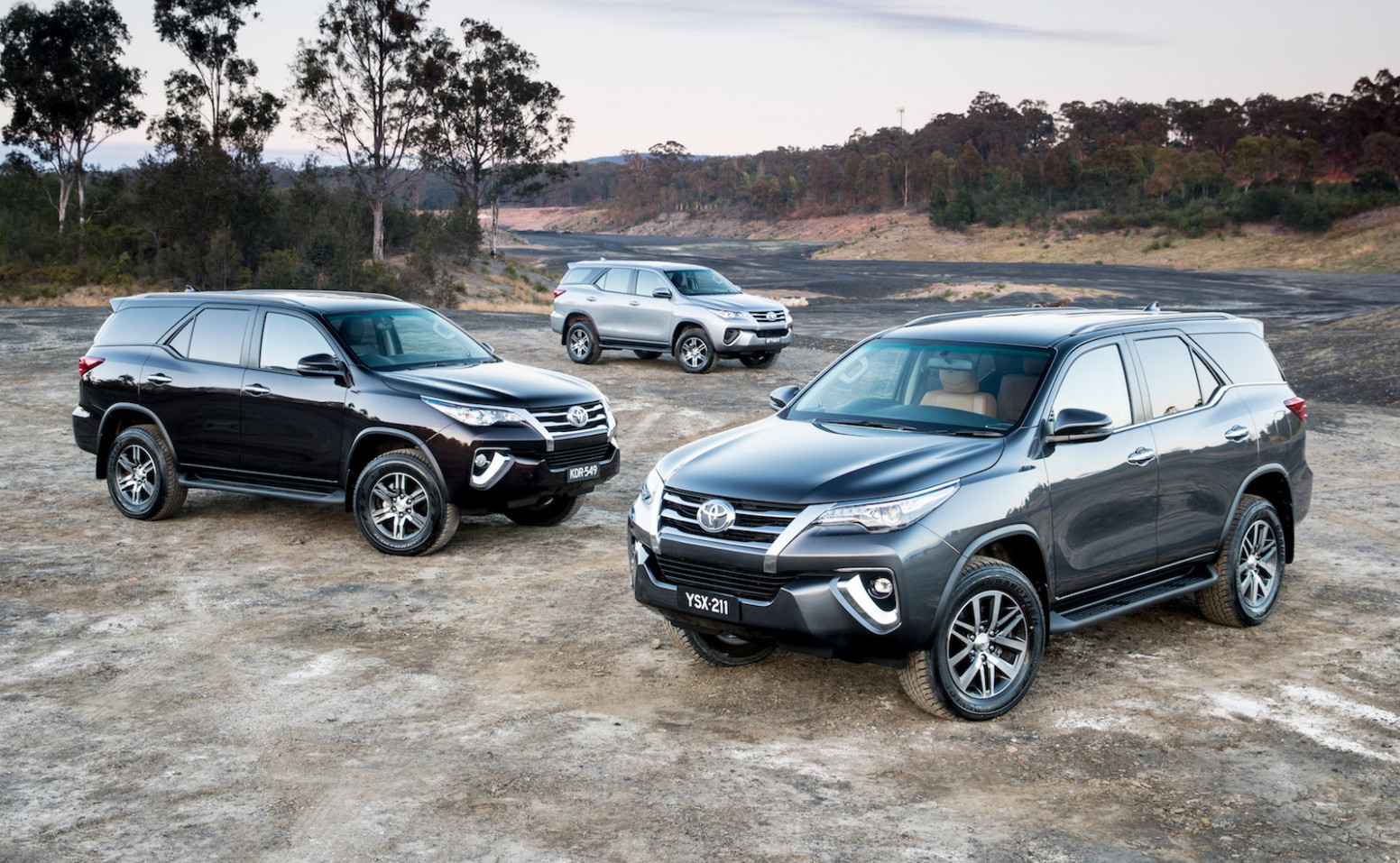 11 Toyota Fortuner now on sale in Australia | PerformanceDrive