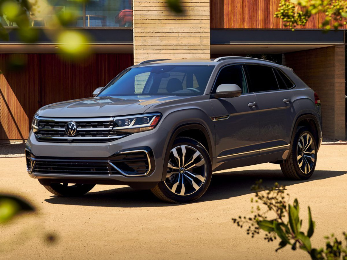 11 Volkswagen Atlas Cross Sport 11