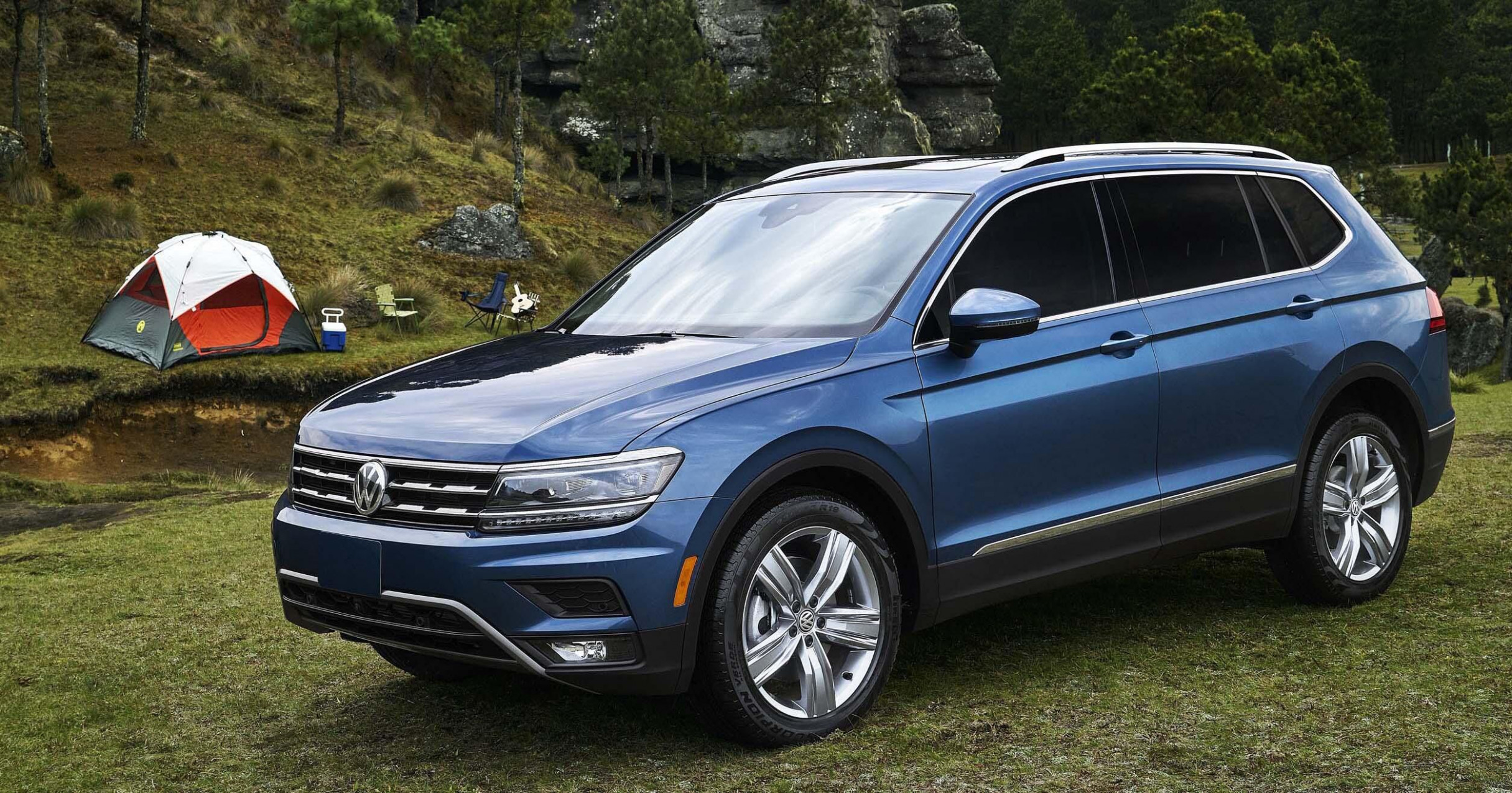 11 Volkswagen Tiguan: Model overview, pricing, tech and specs ...