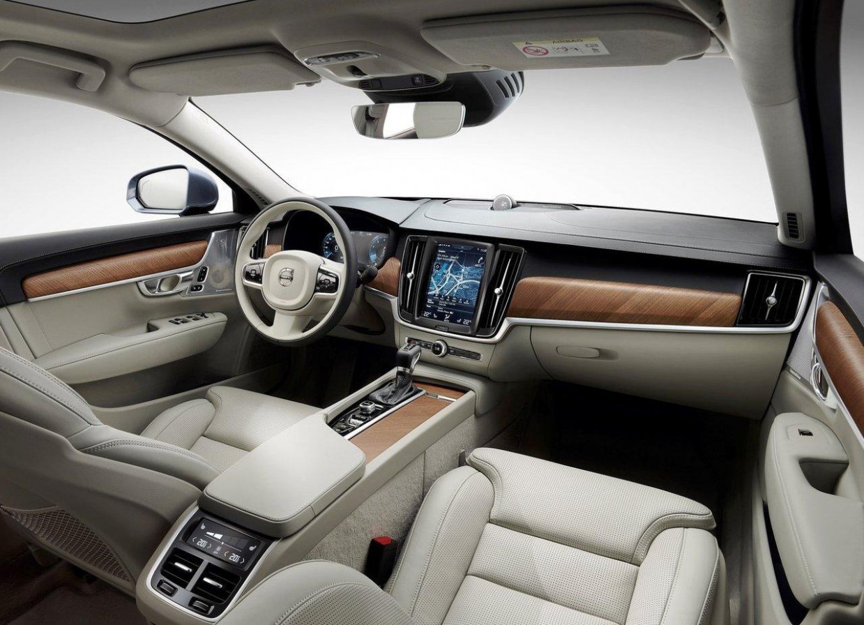 11 Volvo V11 Interior Changes – 11 Suv Update in 11 Volvo ...