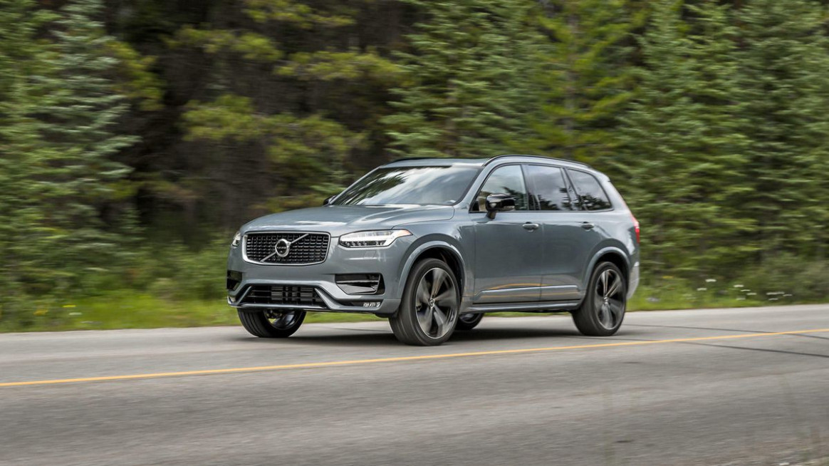 11 Volvo XC11 first drive review: An improvement worth ..