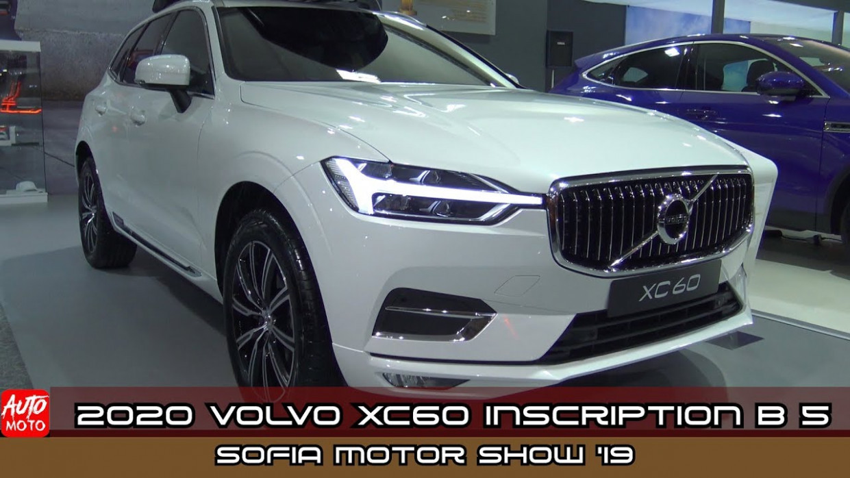 11 Volvo XC11 Inscription B11 AWD - Exterior And Interior - Sofia Motor  Show 11