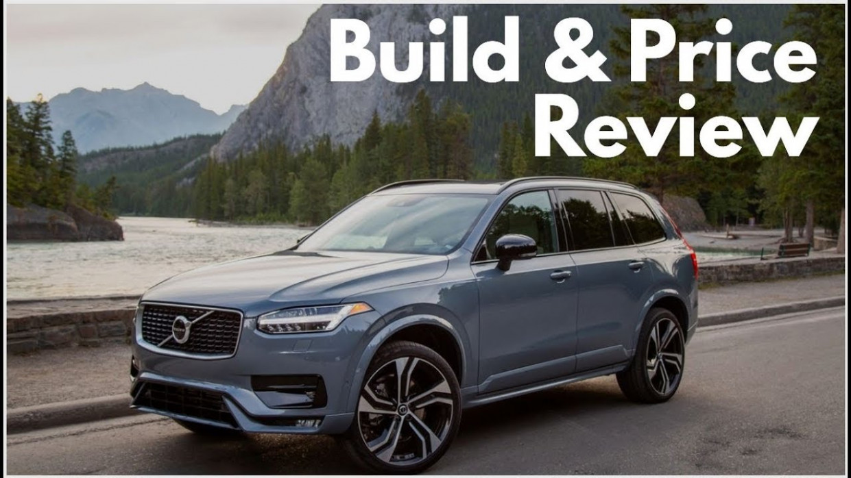 11 Volvo XC11 T11 R-Design 11 Seat AWD SUV - Build & Price Review:  Features, Interior, Trims - 2020 volvo build and price