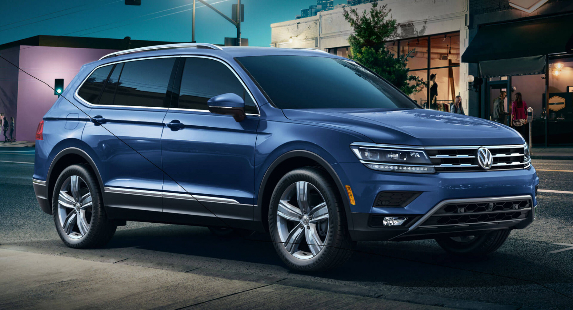 11 VW Tiguan Getting More Gear, But You Might Want The 11MY ..