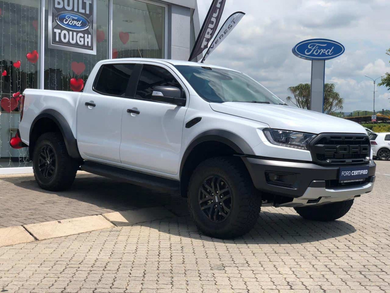 110 Ford Ranger Raptor 110.10 Bi-Turbo 10x10 110AT Double cab