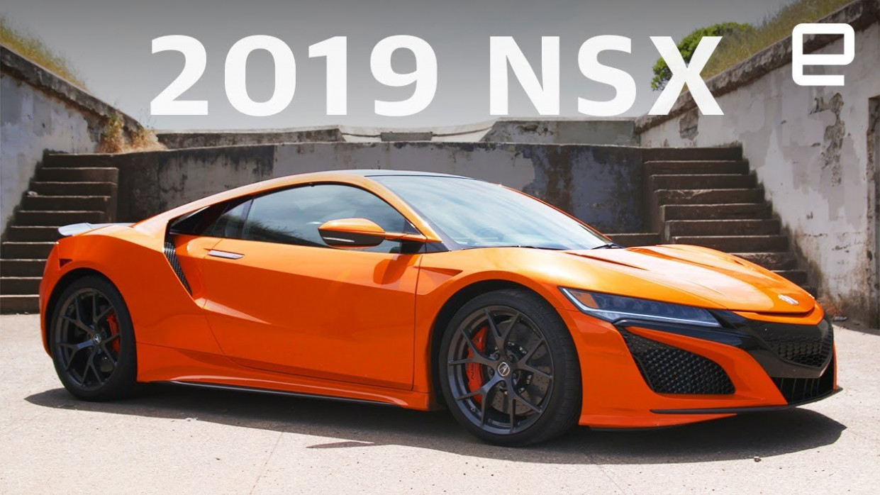 12 Acura NSX Review: Car technology done right - honda nsx 2020 price philippines