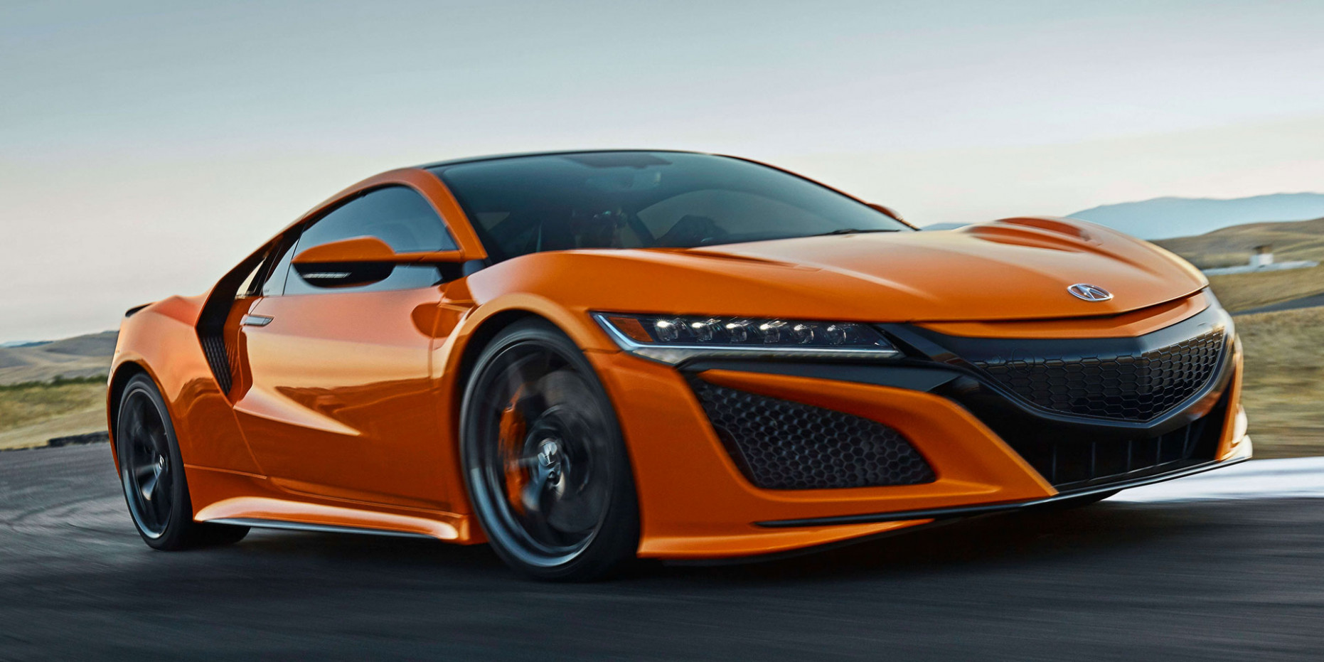 12 - Acura - NSX - Vehicles on Display | Chicago Auto Show - 2020 acura sports car