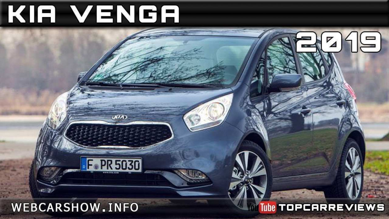 12 All New Kia Venga 12 Performance and New Engine for Kia Venga ..