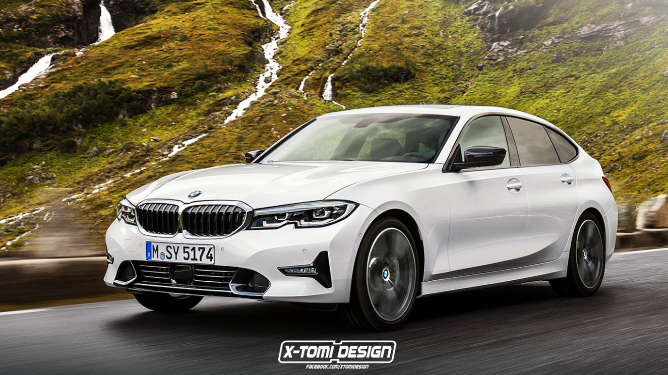 12 BMW 12 Series Wagon and Gran Turismo Accurately Rendered ...