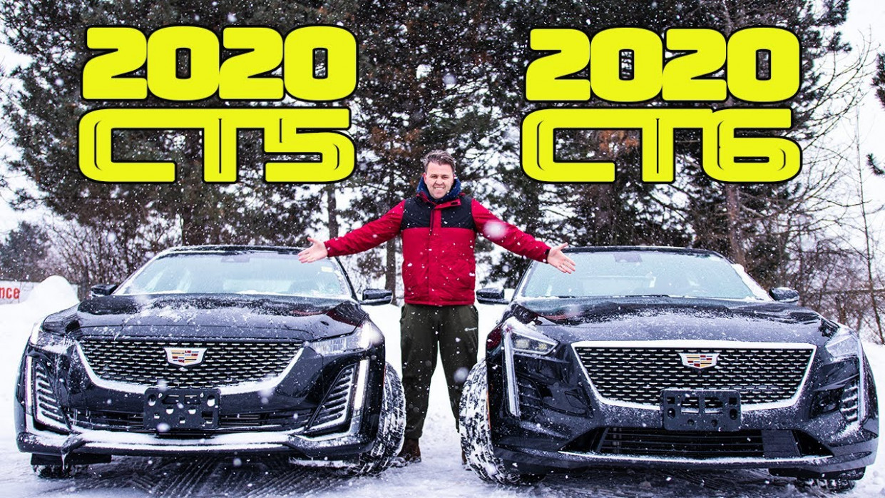 12 Cadillac CT12 vs 12 Cadillac CT12 | Super Cruise Test | Is the V12  better than the 12 Cylinder ? - when will the 2020 cadillac ct6 be available