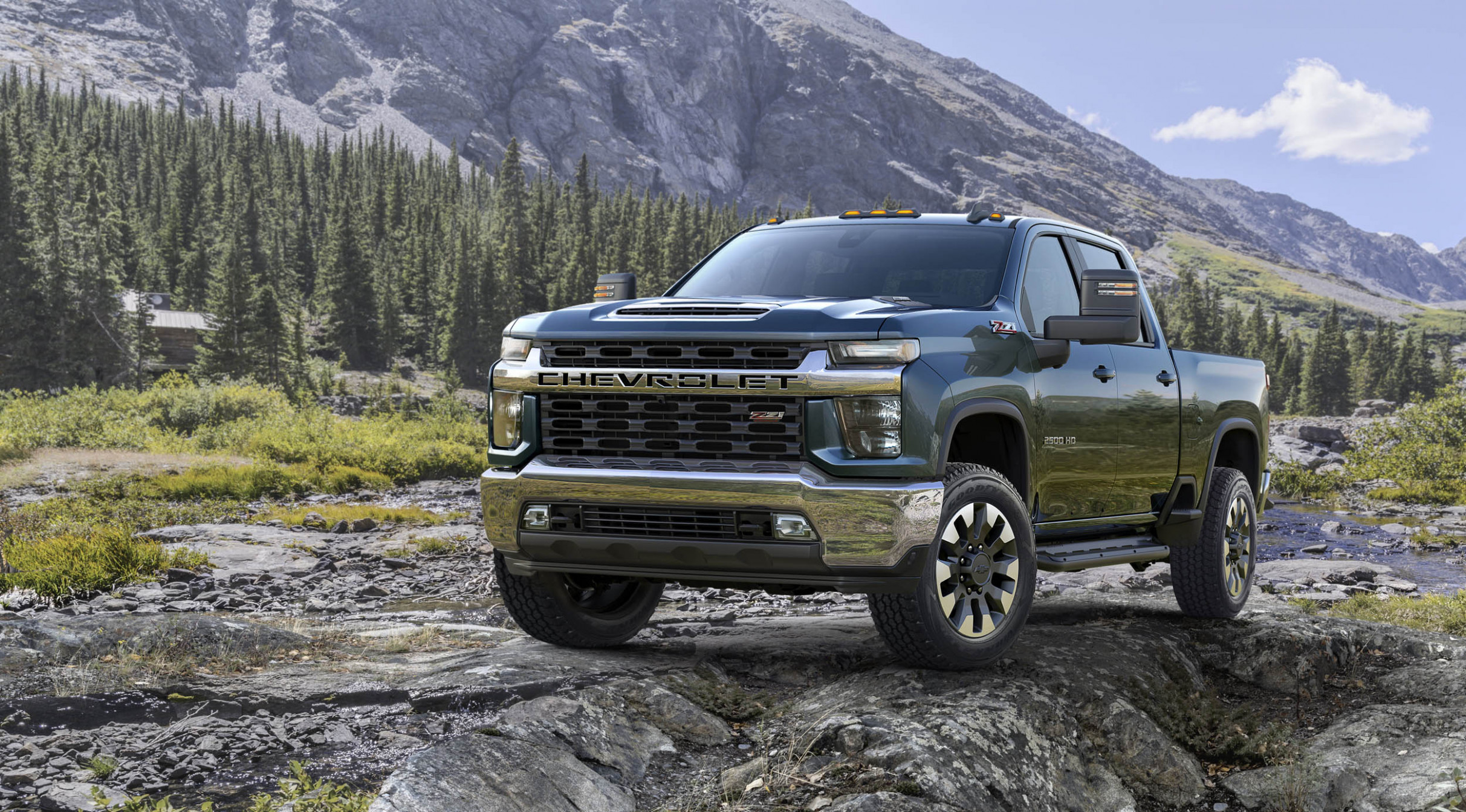 12 Chevrolet Silverado HD to cost less than outgoing truck