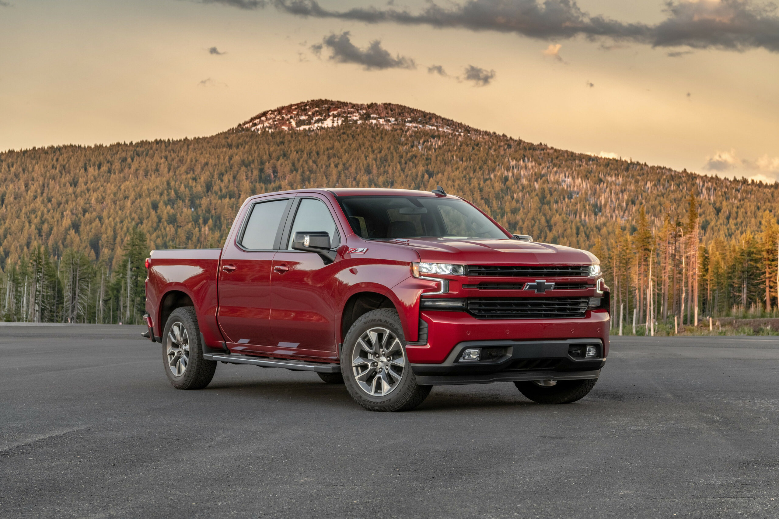 12 Chevy Silverado 12 Review, Pricing, and Specs - 2020 chevrolet rst truck
