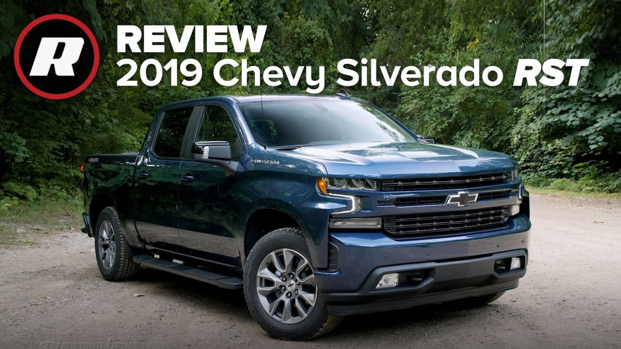 12 Chevy Silverado 12 RST: New king of the pickup truck? | Review &  Road Test