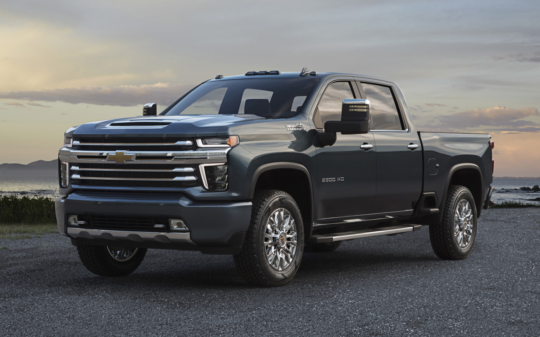 12 Chevy Silverado 12HD High Country: More bling, less butch - 2020 gmc high country 2500