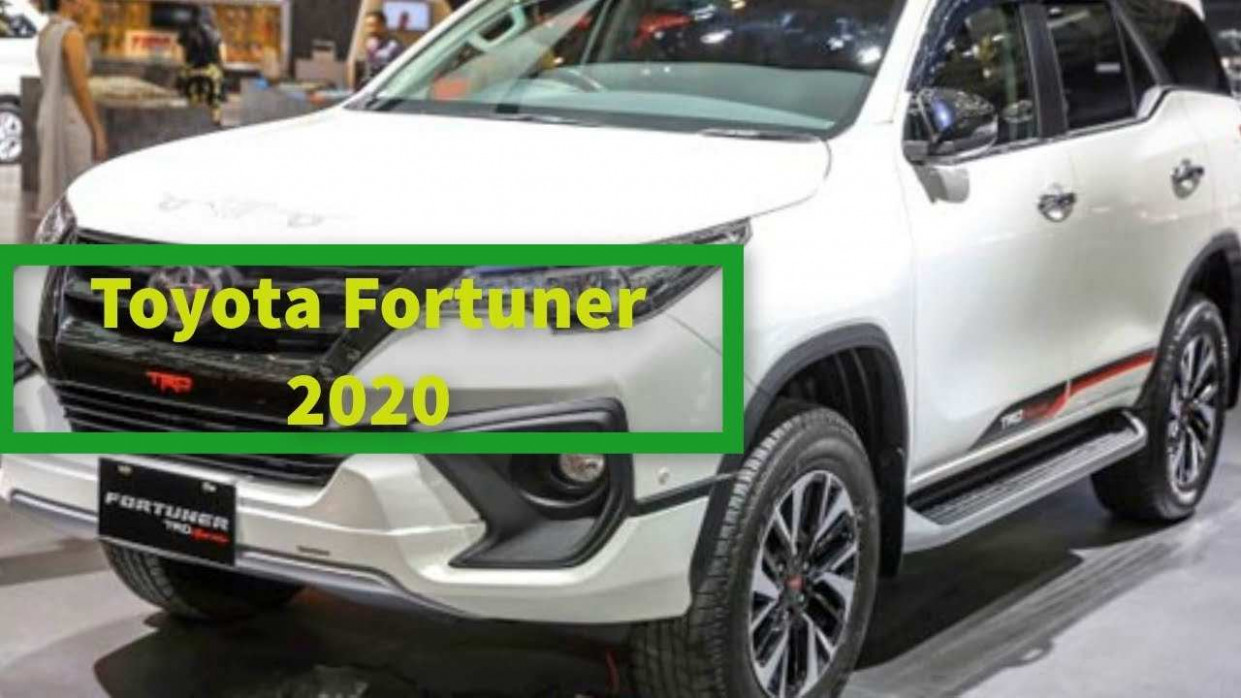 12 Concept of Toyota New Fortuner 12 Wallpaper for Toyota New ..