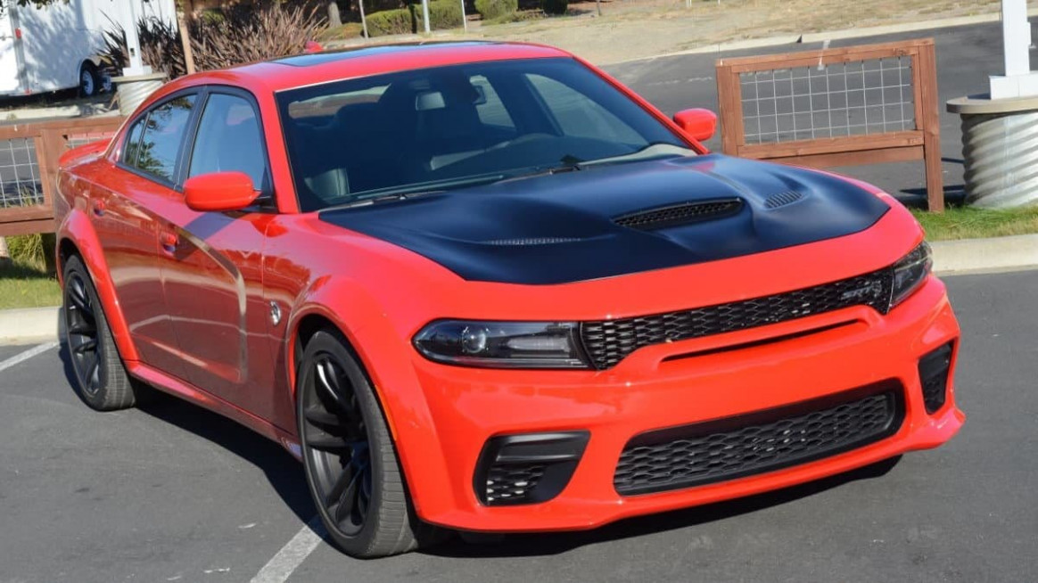 12 Dodge Charger First Drive: Scat Pack is Great, Hellcat is ..