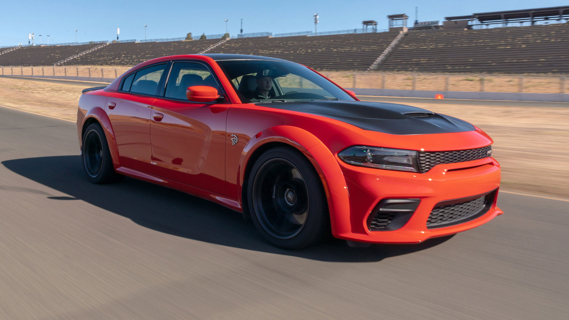 12 Dodge Charger Scat Pack Widebody First Drive: The One You ..