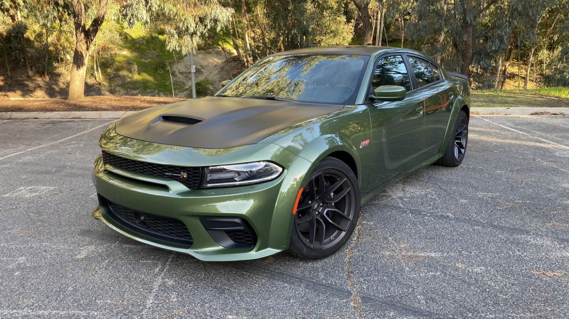 12 Dodge Charger Widebody review: Superchonk - Roadshow