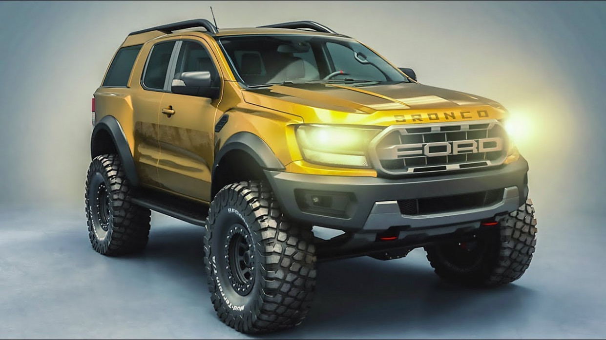 12 Ford Bronco - Everything we know so far about the all-new Bronco SUV! - 2020 ford bronco 4 door