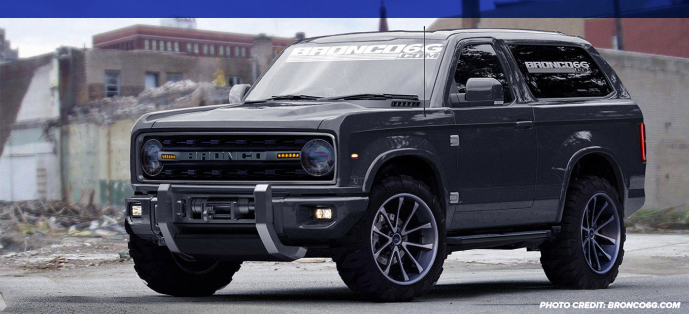 12 Ford Bronco Release Date in Elgin, IL, Close to Schaumburg ..