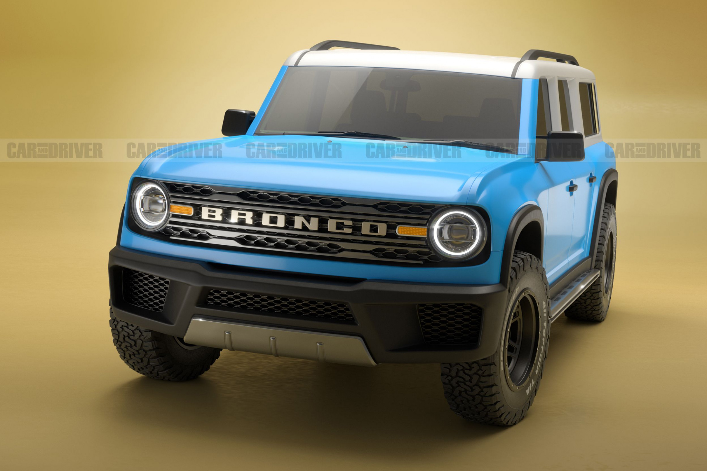 12 Ford Bronco: What We Know So Far