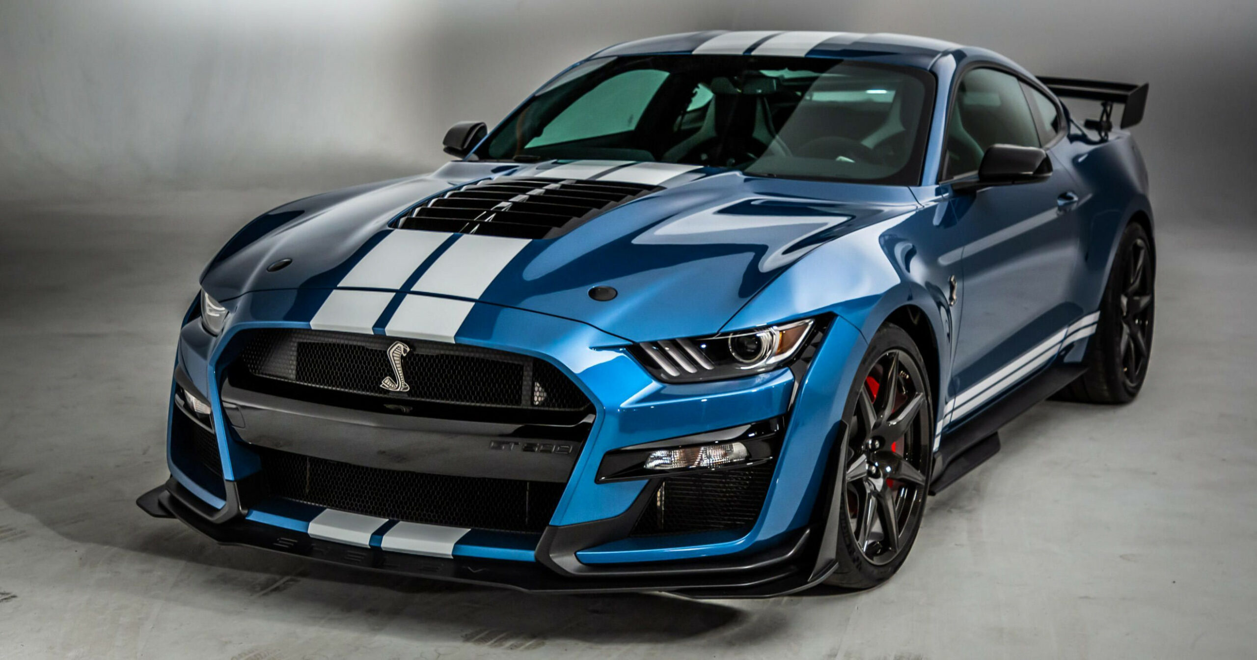 12 Ford Mustang Shelby GT12 is a friendlier brawler | Ford ..