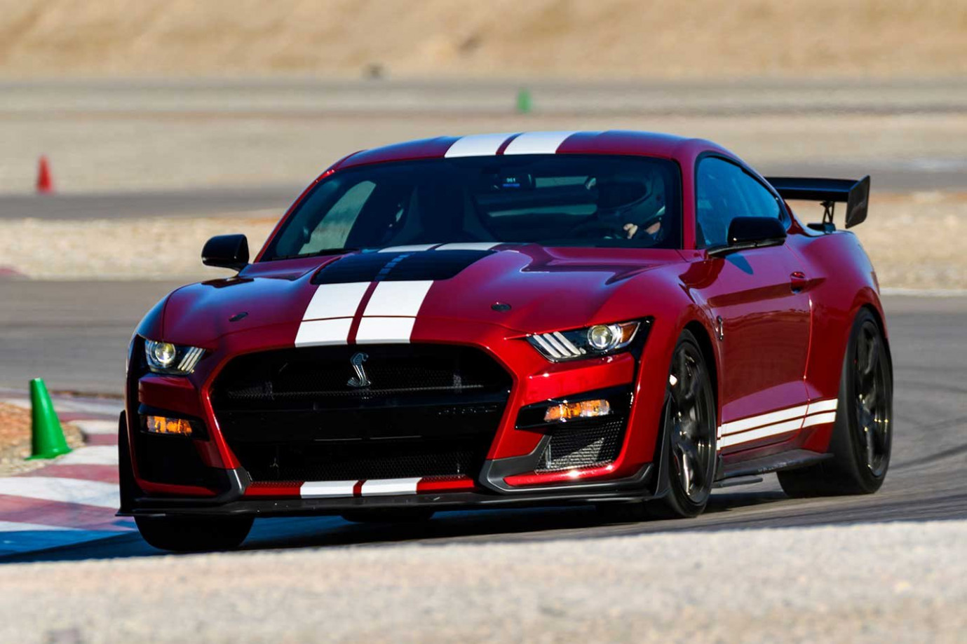 12 Ford Mustang Shelby GT12 | MOTOR first drive review