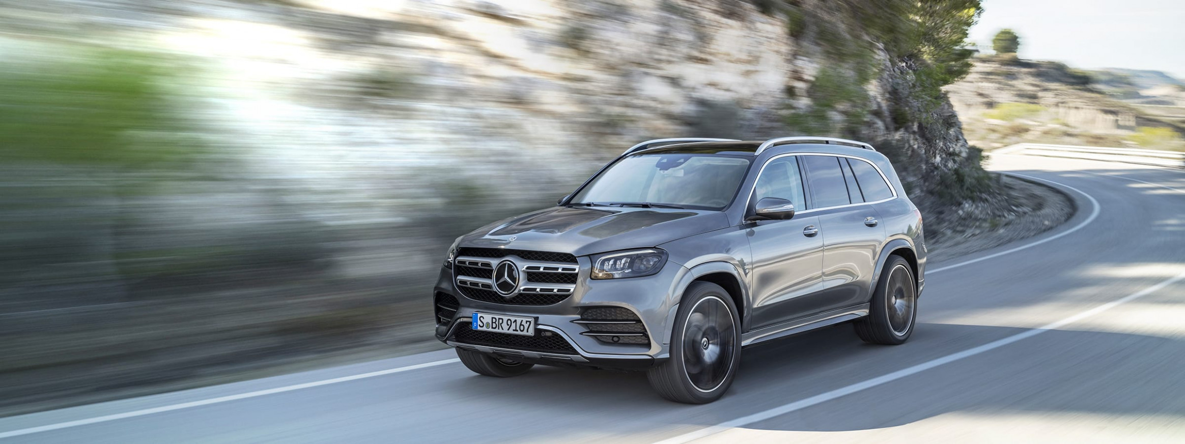12 GLS SUV | Future Vehicles | Mercedes-Benz - mercedes suv 2020 models