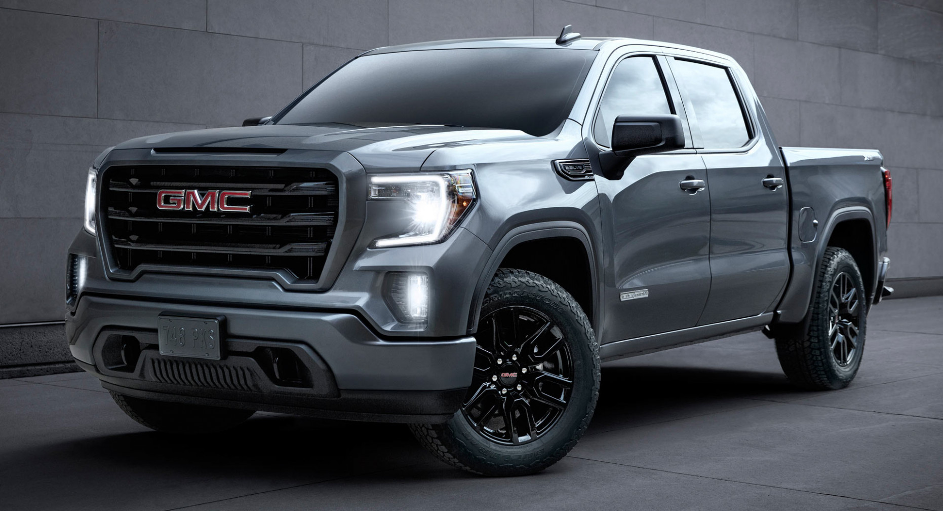 12 GMC Sierra 12 Arrives With New Tech, Updated AT12 CarbonPro ..