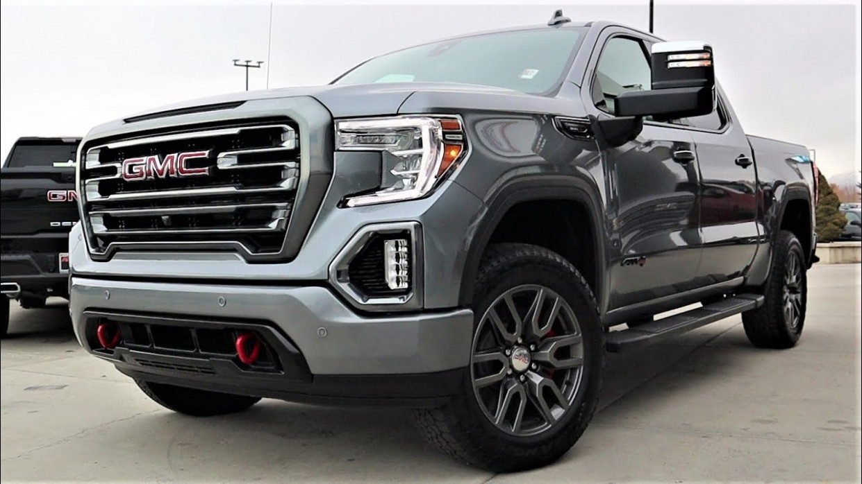 12 GMC Sierra 12 AT12 Carbon Pro: This Truck Has Almost $12,12 In Crazy  Options!!!