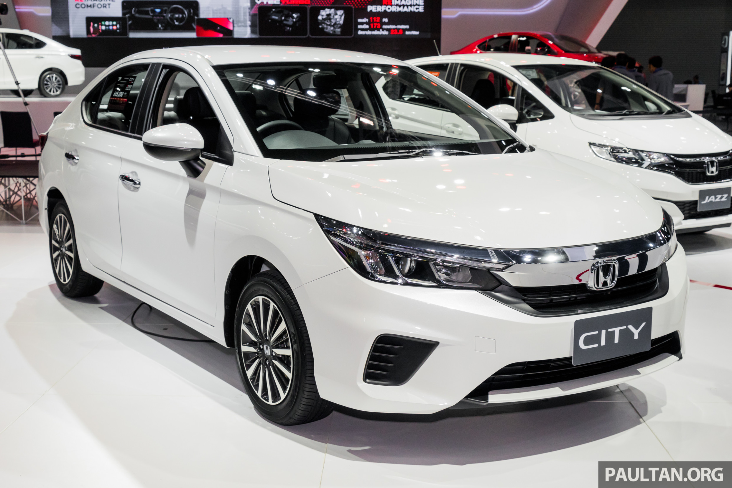 12 Honda City recalled in Thailand, deliveries halted