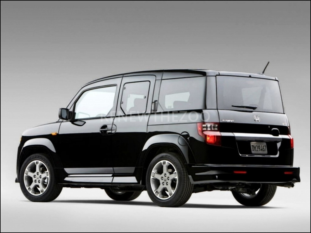 12 Honda Element Engine, Exterior, Interior, and Price | New ..