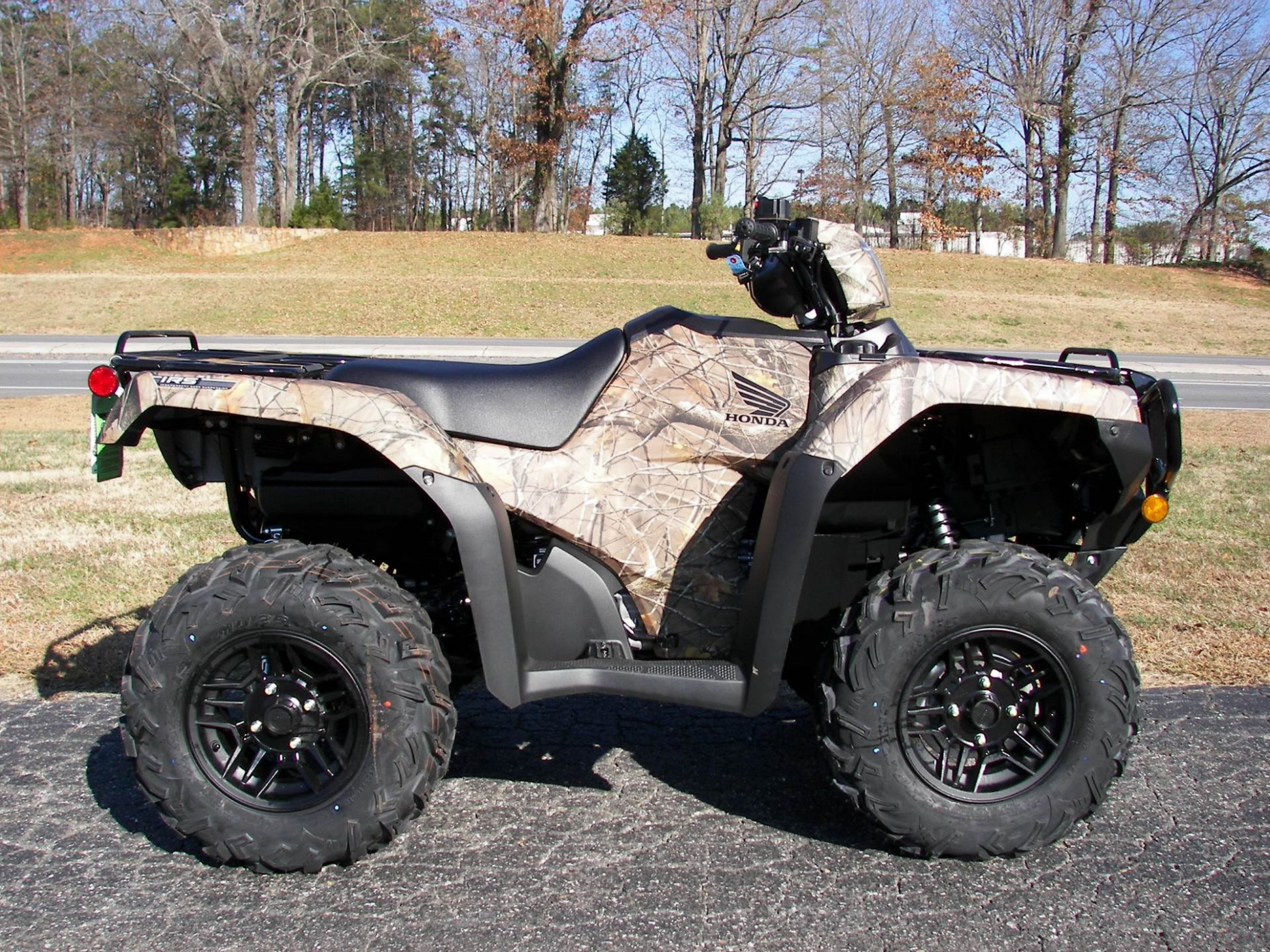 12 Honda FourTrax Foreman Rubicon 12x12 Automatic DCT EPS Deluxe in Shelby,  North Carolina - 2020 honda rubicon