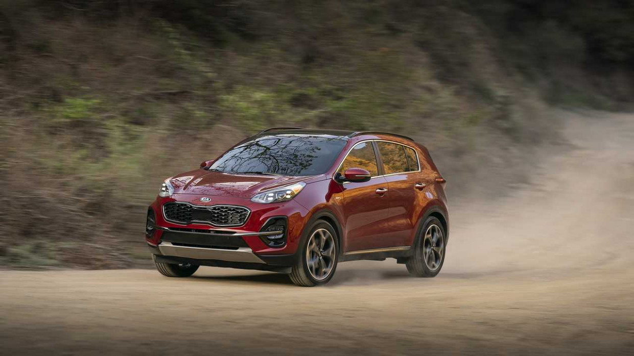 12 Kia Sportage Debuts In Chicago With Fresh Face, More Tech