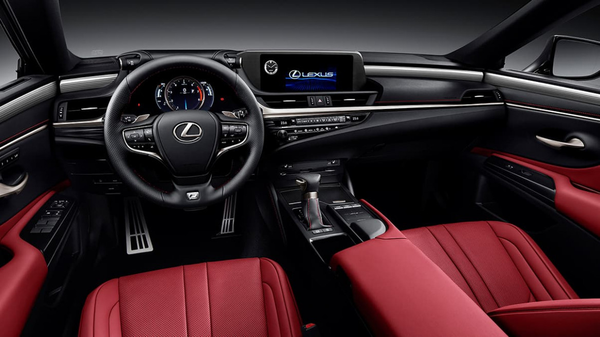 12 Lexus ES - Luxury Sedan - Gallery | Lexus