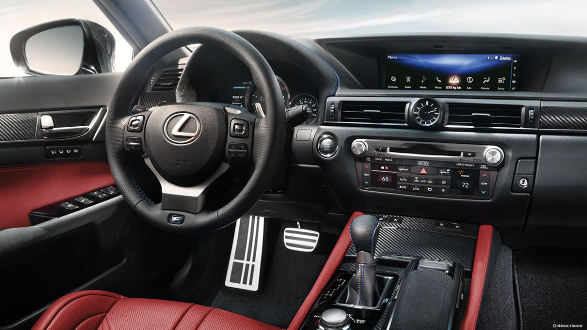 12 Lexus GS F - Luxury Sedan | Lexus dealership, Lexus, Luxury sedan - 2020 lexus interior