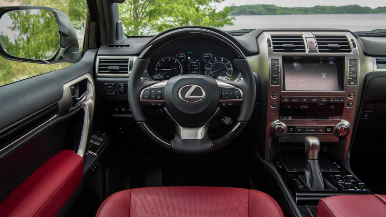 12 Lexus GX 12 First Drive: The Last OG - 2020 lexus interior