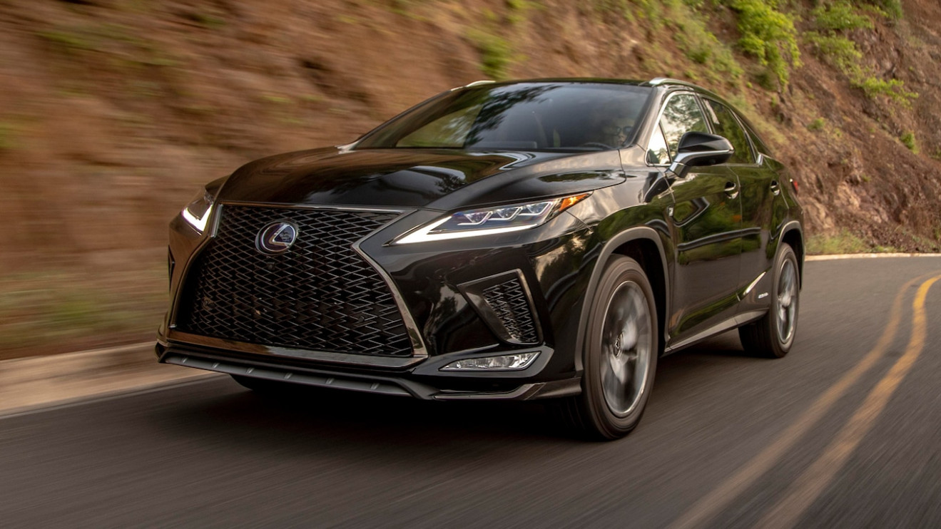 12 Lexus RX 12 and RX 12h Review: Pura Vida - Century Classic Cars
