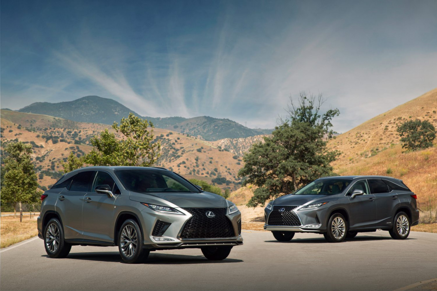 12 Lexus RX and RXL Open a New Chapter for the Iconic Luxury ...
