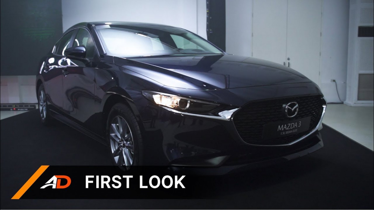 12 Mazda 12 - First Look