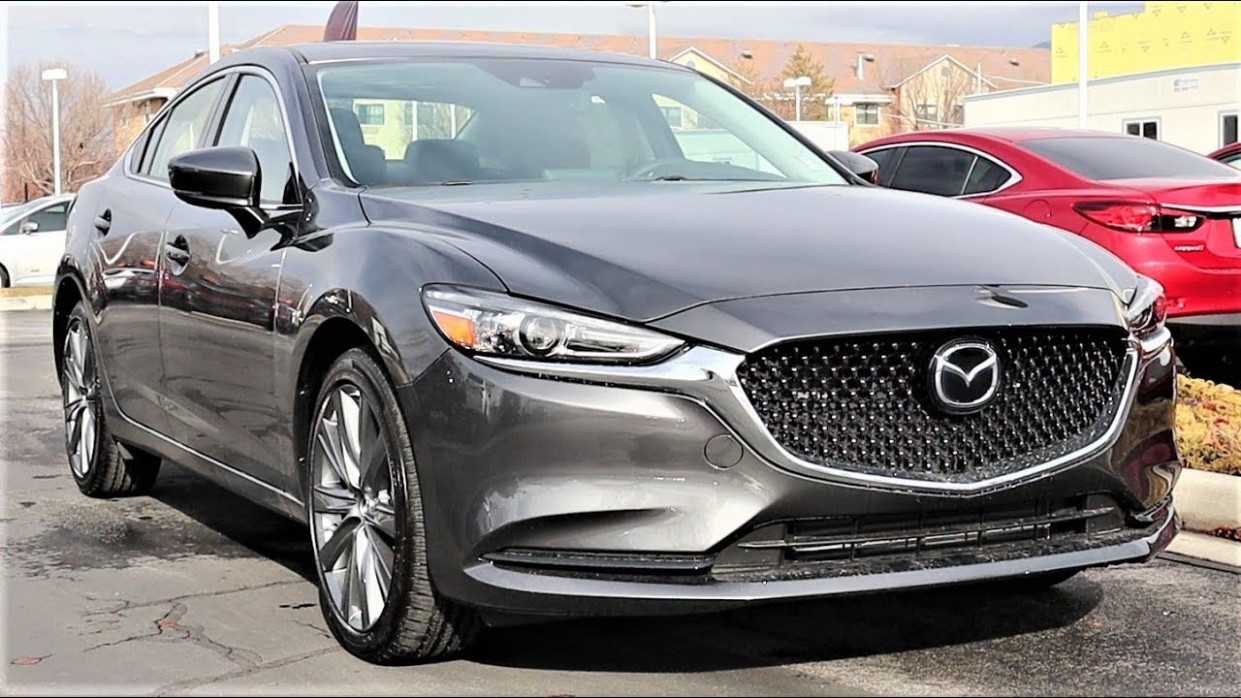 12 Mazda 12 Grand Touring: Anything New After 12 Years??? - 2020 mazda 6 for sale