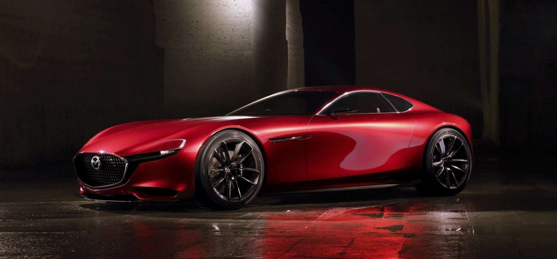 12 Mazda 12 Redesign: Vision Coupe & Use SkyActiv-X or D