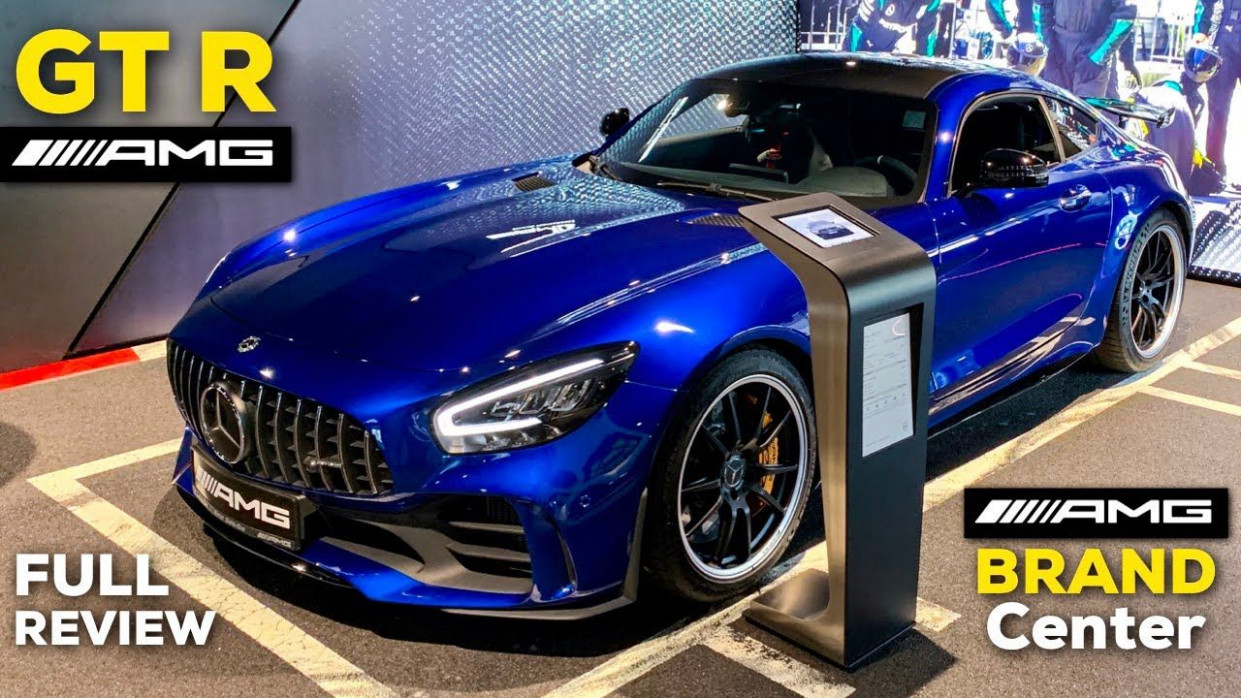 12 MERCEDES AMG GT R V12 Full Review BRUTAL Facelift Interior ..