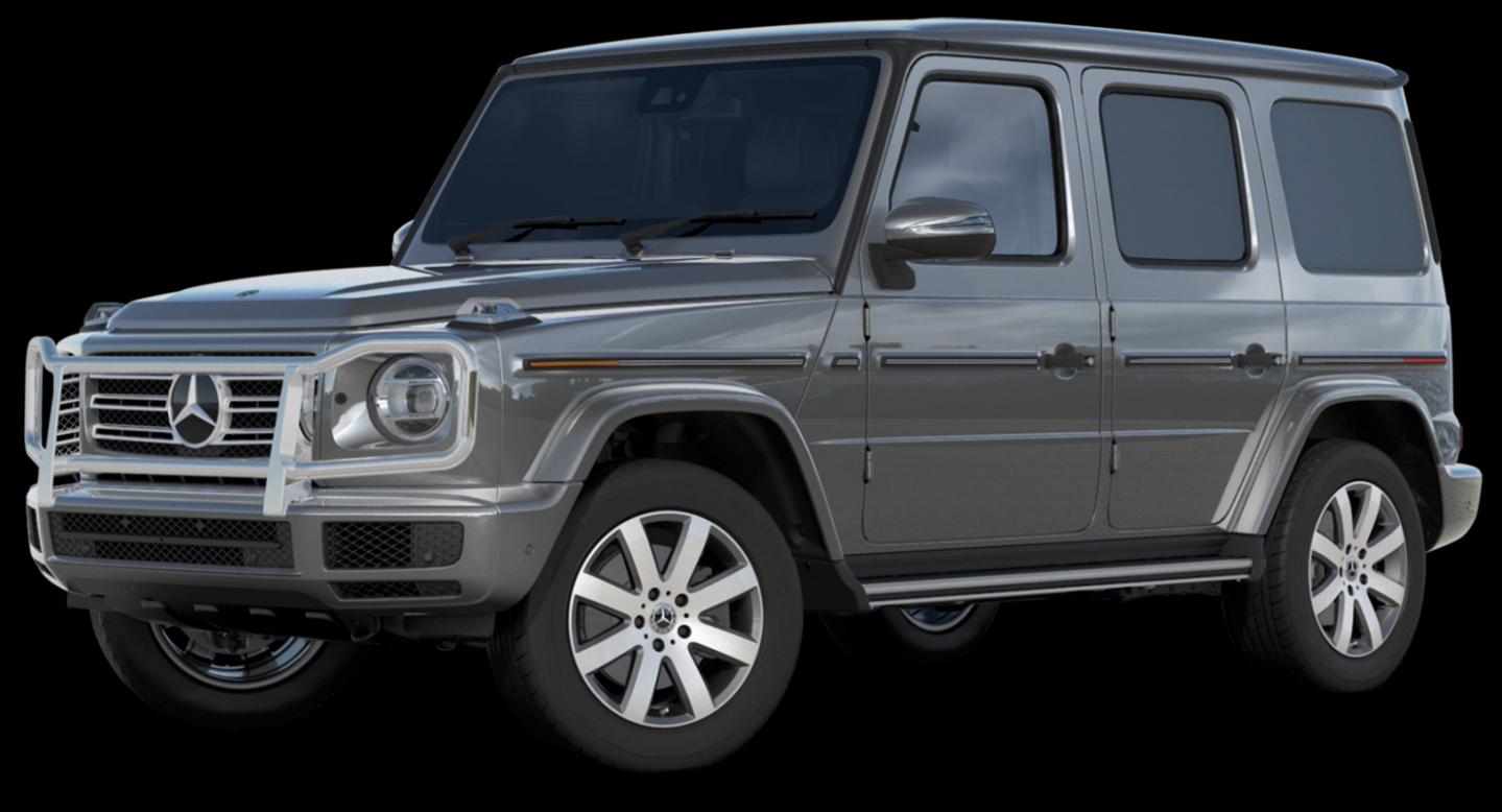 12 Mercedes-Benz G-Class Incentives, Specials & Offers in Silver ...