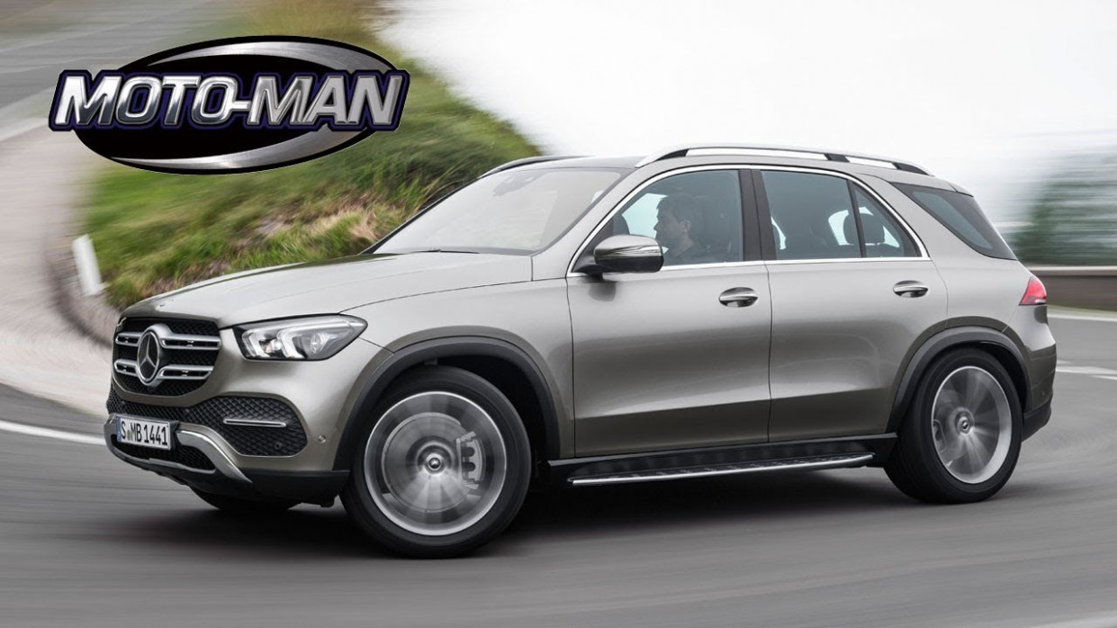 12 Mercedes Benz GLE 12: A complicated SUV - FIRST DRIVE REVIEW