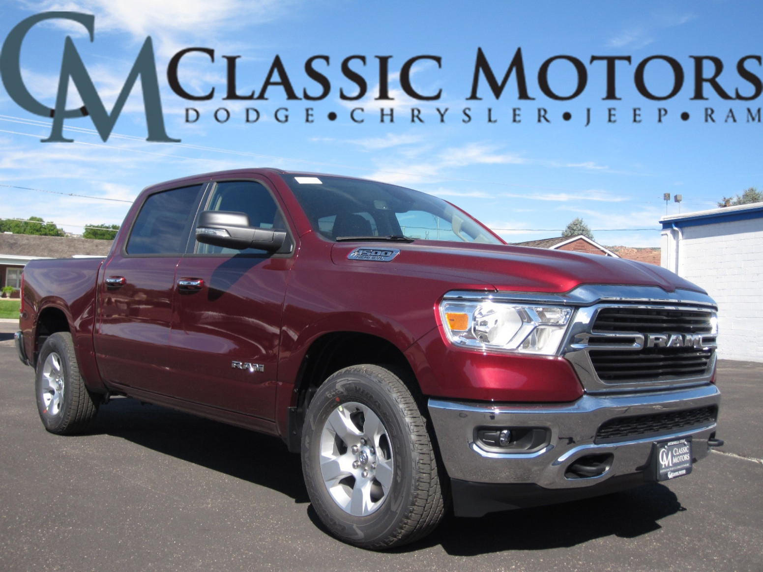 12 Ram 12 BIG HORN CREW CAB 12X12 12'12 BOX LN111201212 For Sale in ...