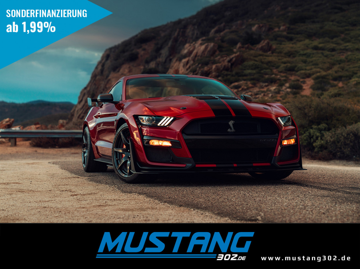 12 Shelby GT12 kaufen - US Import » MUSTANG 12 GmbH München - ford gt500 shelby 2020