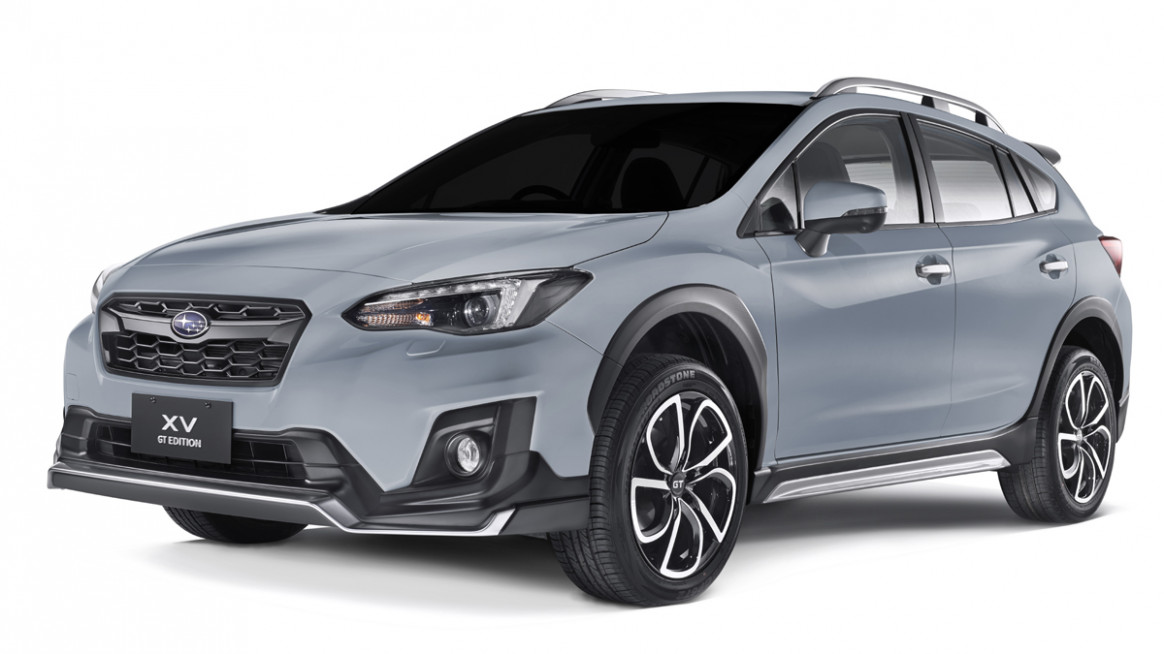 12 Subaru XV GT Edition: Specs, Prices, Features