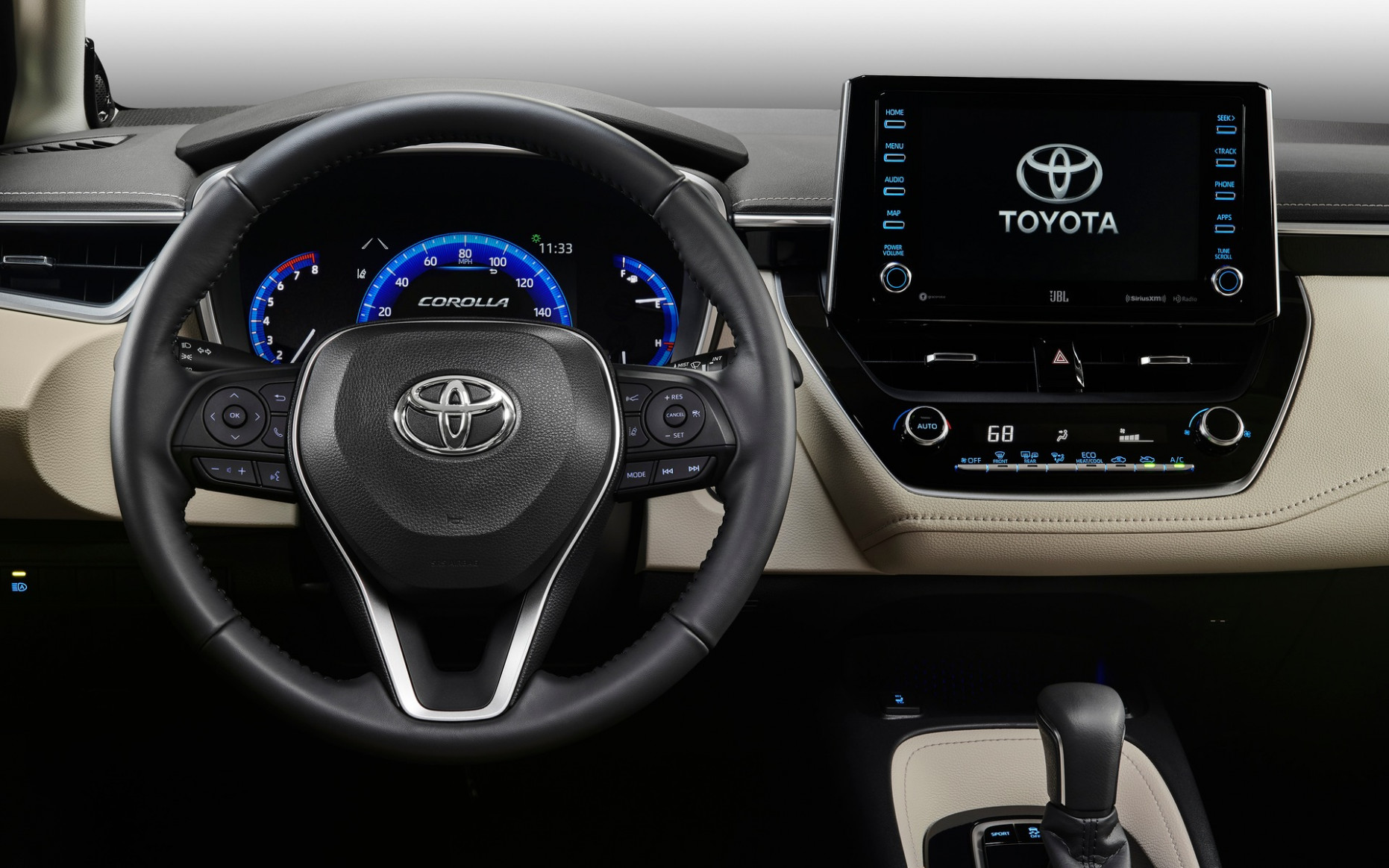 12 Toyota Corolla: Five Things to Know - The Car Guide - 2020 toyota entune
